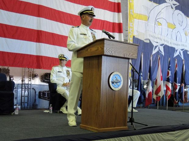 Capt. John Ring.