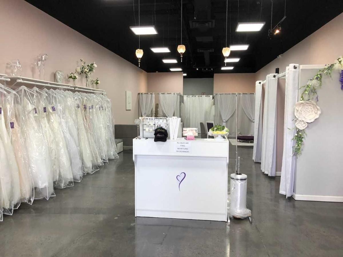 6f90235f10 New Tucson bridal boutique puts Amor back into dress shopping ...