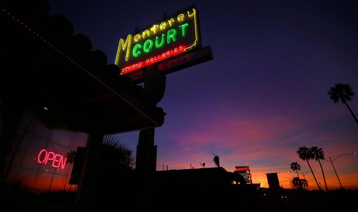 Monterey Court