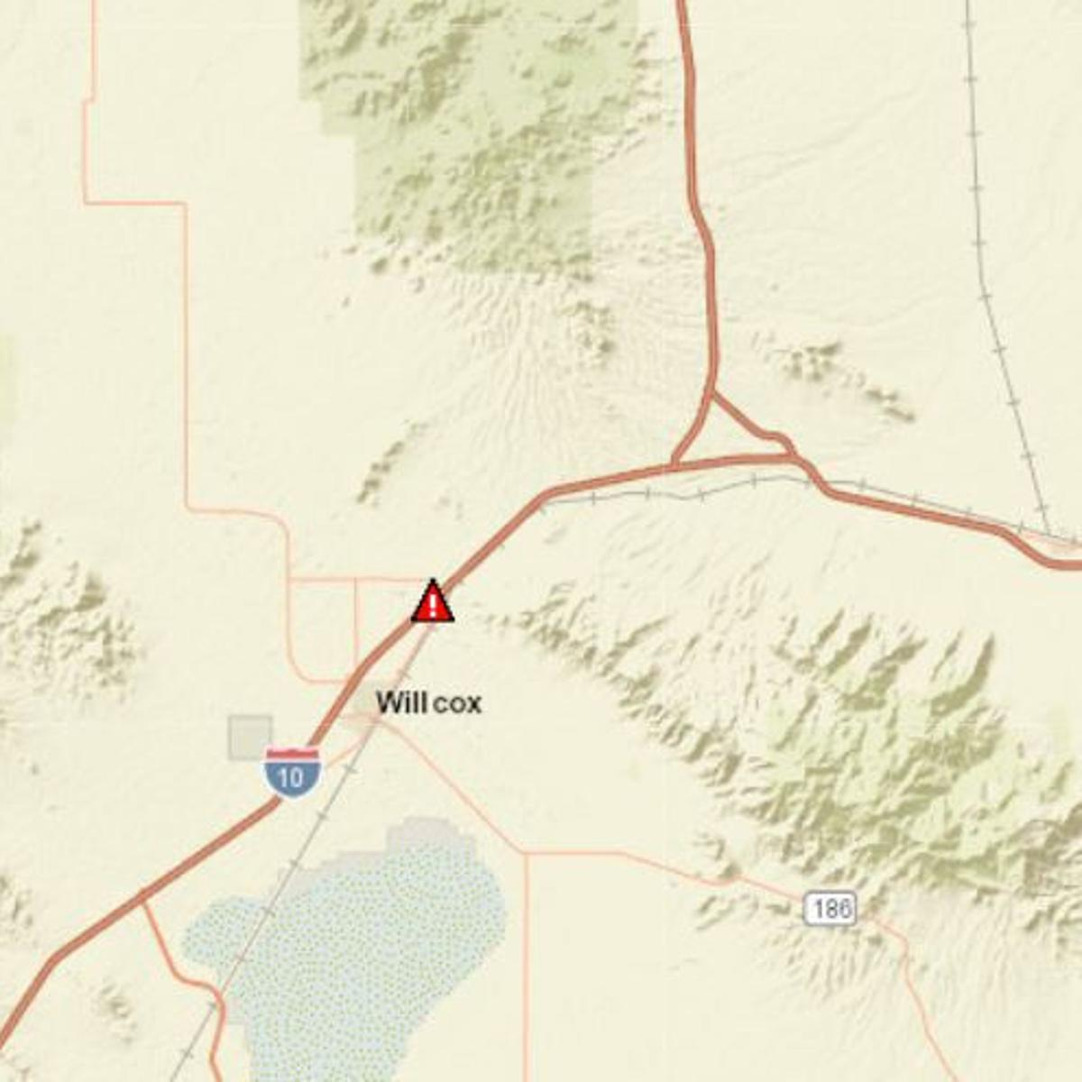 Eastbound I-10 in Willcox reopens after semi-truck crash | Local