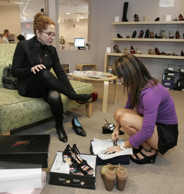 Stems shoe store falls victim to bad