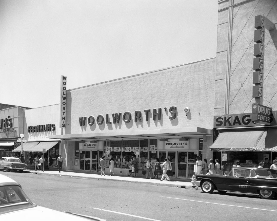 Photos: Tucson shopping in years past | | tucson com