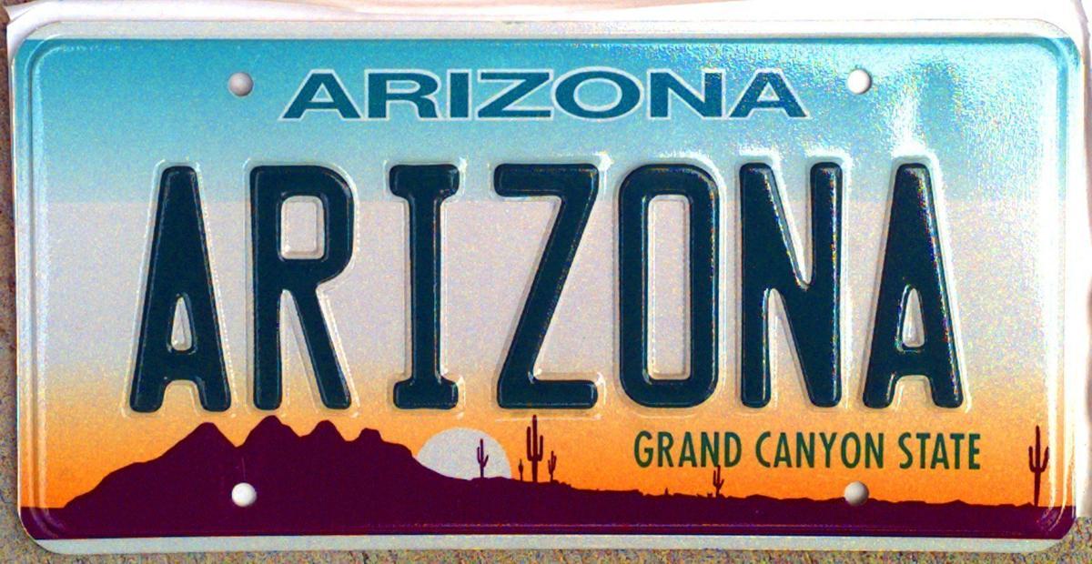 Az Car Registration: Company Wants Arizona To Require New Plates Every 7 Years