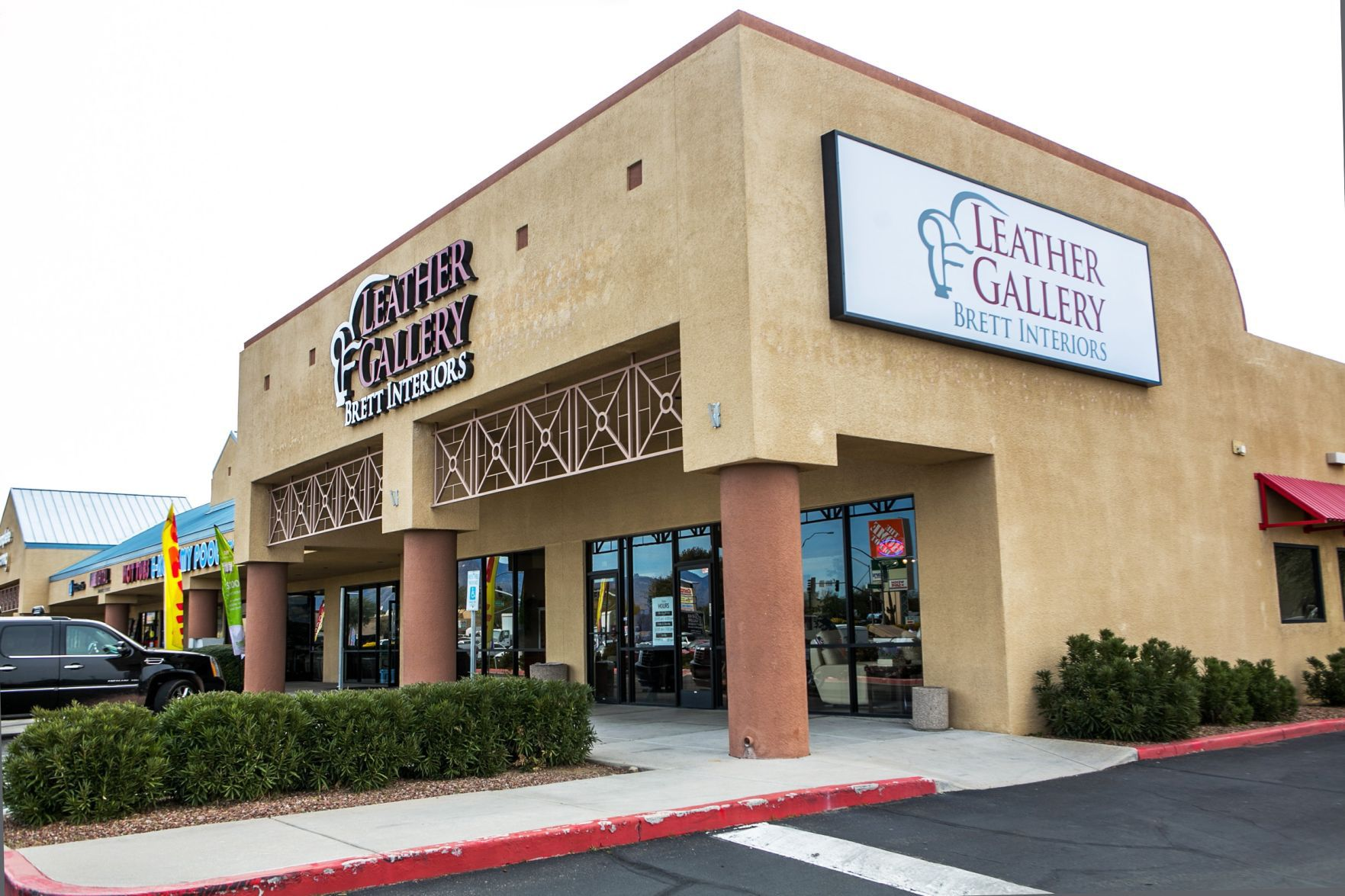 They Recently Opened This Second Location As A Leather Gallery At 3821 W.  Costco Drive In Tucson, AZ. On ...