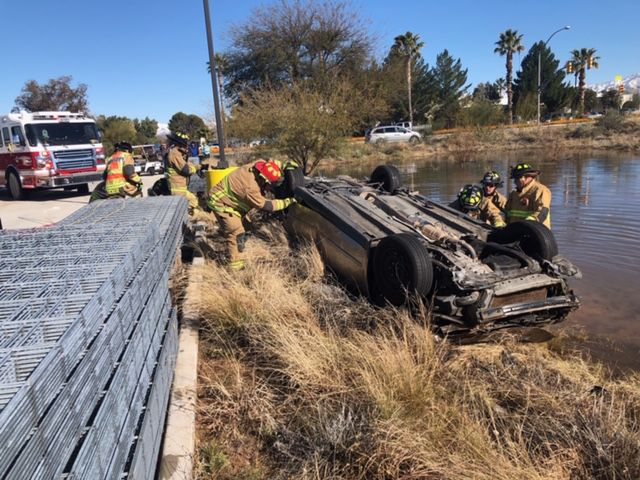 Green Valley woman, 83, dies in single-vehicle rollover near