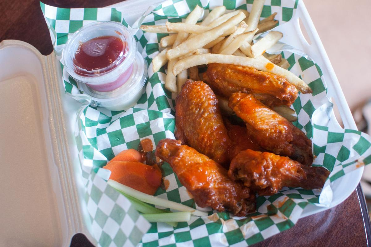 Sonora Wings and Seafood wings