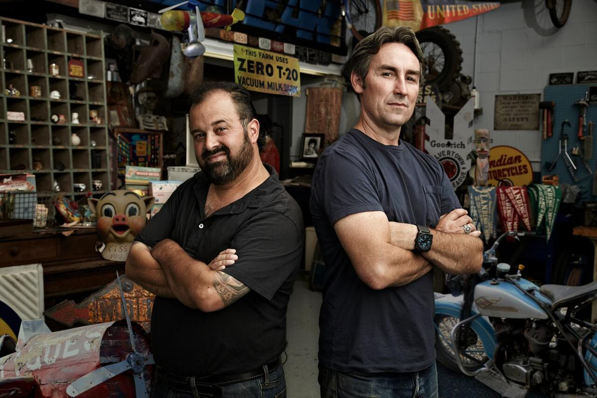 Tucson-area collectors wanted for an 'American Pickers' visit in February