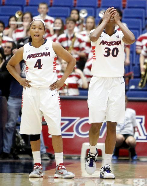 Arizona vs Arizona State women's college basketball
