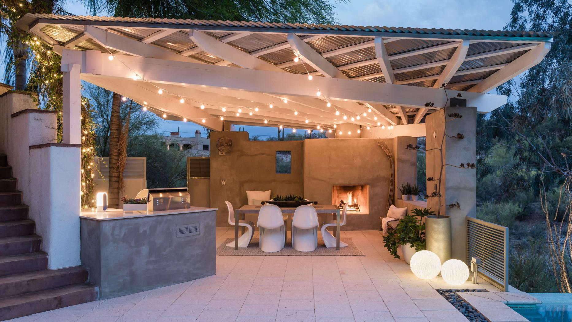 Tucson Landscape Designer S Award Winning Project Has A Must See View Home Garden Tucson Com