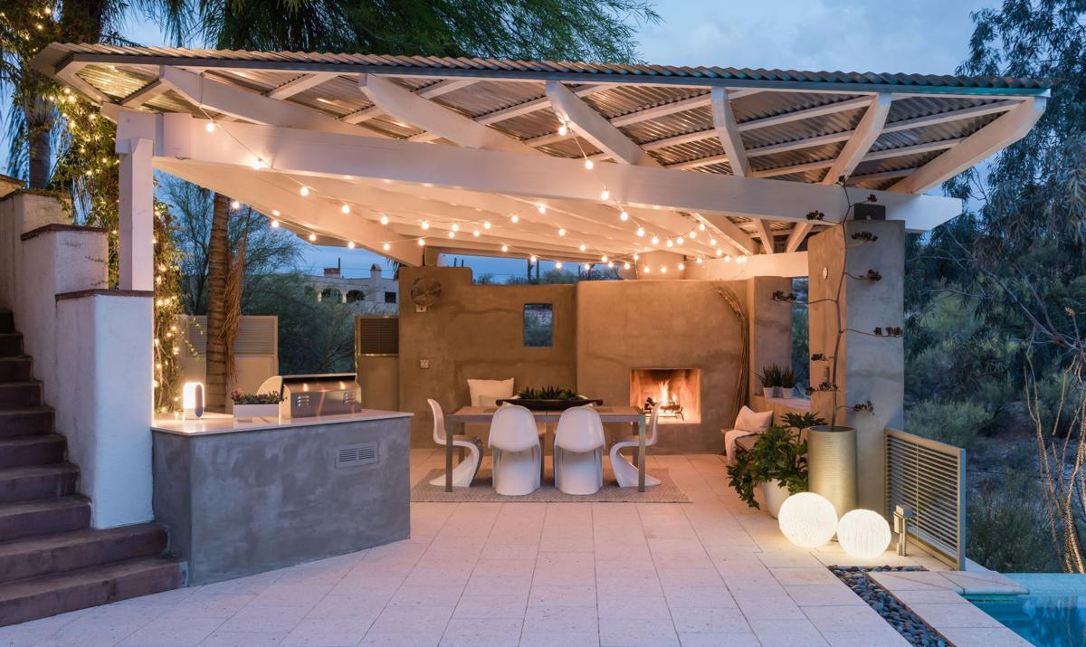 Tucson Landscape Designer S Award Winning Project Has A Must See