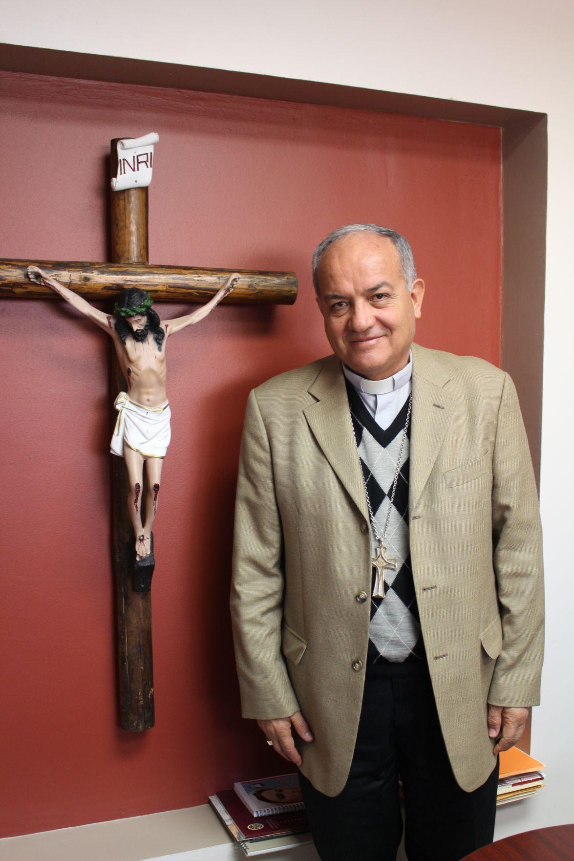 Obispo Gonzáles Gonzáles