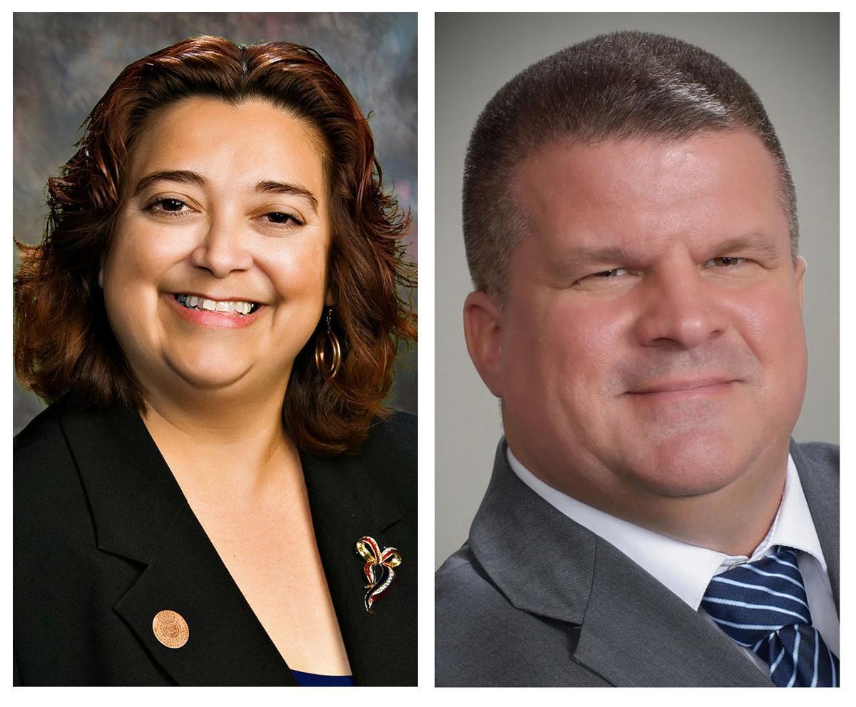 2020 Elections: AZ State Senate House seat in Legislative District 2.