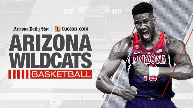 UA Arizona Wildcats basketball logo OLD DO NOT USE