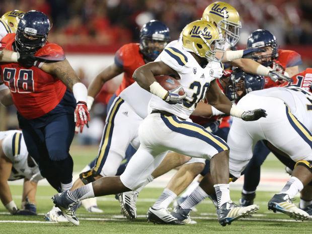UCLA vs. Arizona college football