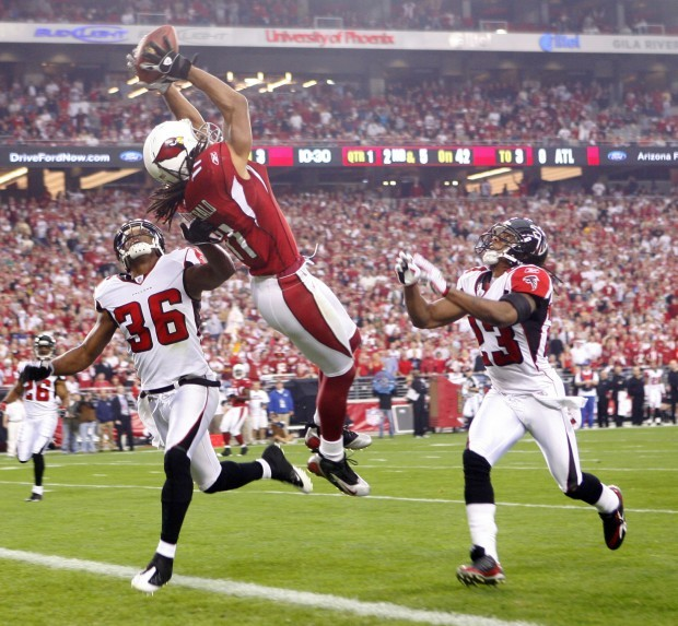 Jan. 3, 2009: The Cardinals participate in their first playoff game in almost 70 years