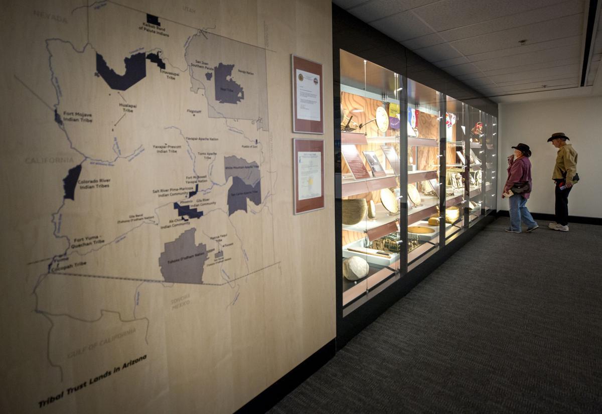 Pima County's new visitor center