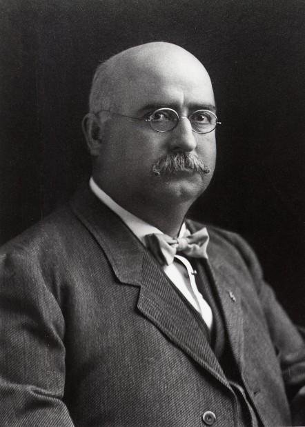 Geo. W.P. Hunt walked to his inaugural
