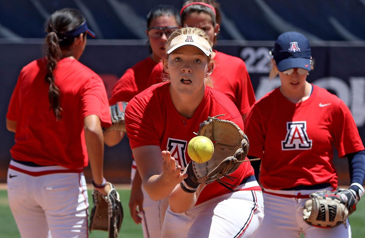 Arizona Wildcats Pitchers On Fire Entering Pac 12 Play Arizona