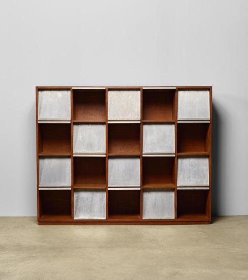 Pleasant Modern Magazine Rack Designed By Pierre Jeanneret Brings Top Download Free Architecture Designs Scobabritishbridgeorg