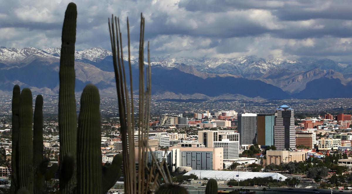 Kota Tucson, Arizona, Amerika Serikat.