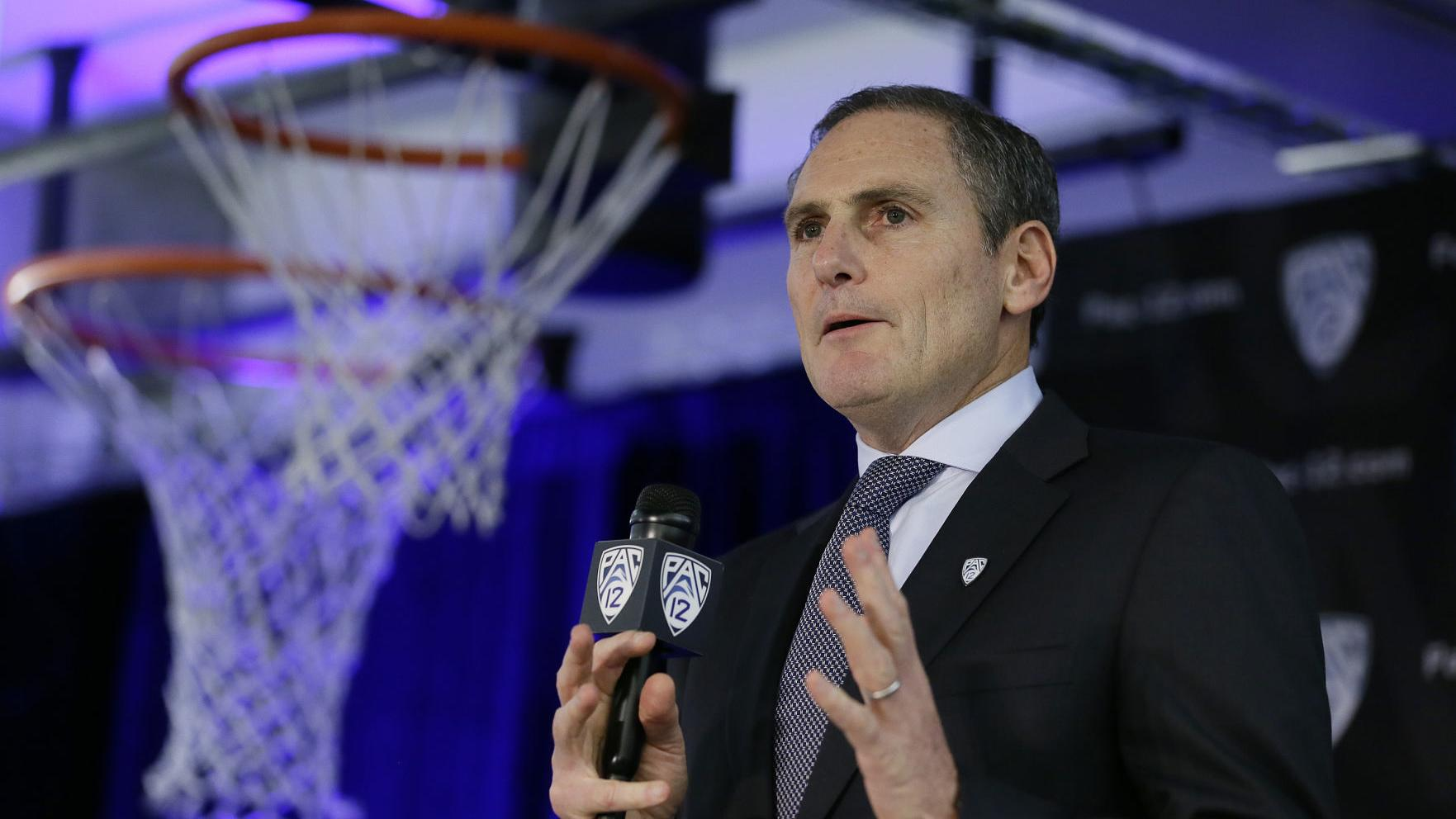 Hansen's Sunday Notebook: Dave Heeke and Pac-12's ADs have wrestled power from Larry Scott