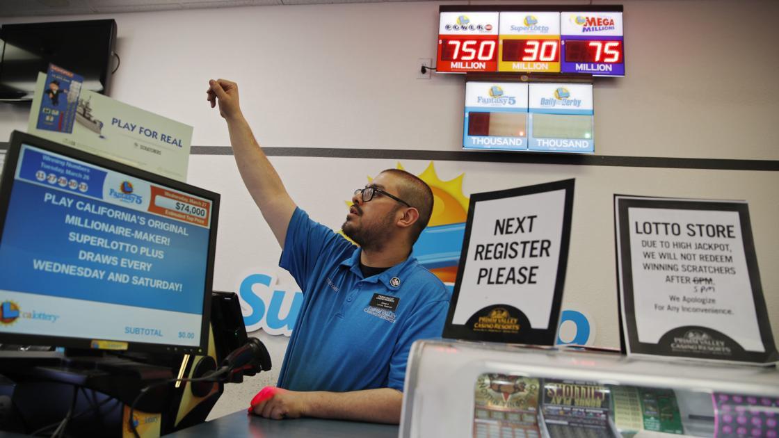 Single winning $768M Powerball ticket sold in Milwaukee suburb | AP