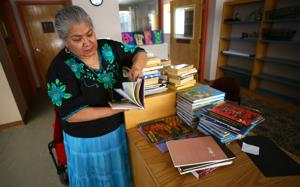 Neto's Tucson: Building Pascua Yaqui library one book at a time