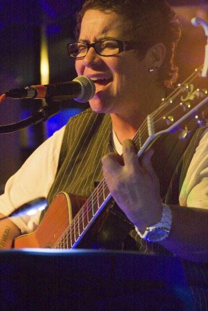 Folk singer/songwriter Sabra Faulk