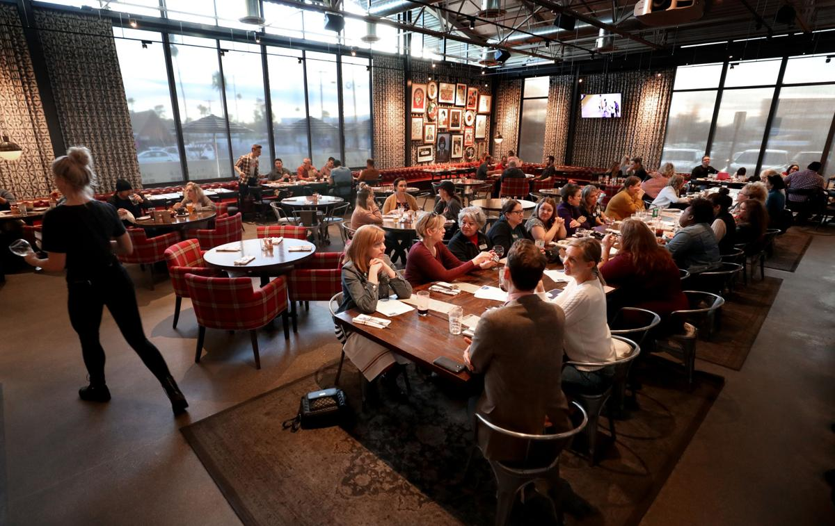 Restaurants, Tucson, Culinary Dropout (LE)