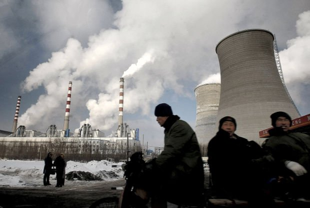 Study finds greenhouse gases nearing highly dangerous levels