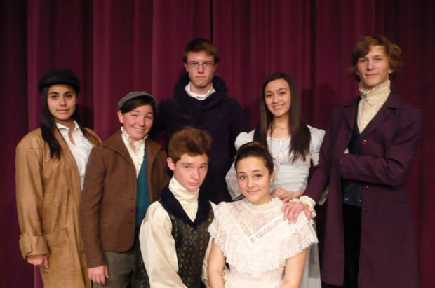 St. Gregory's ready to revolt in 'Les Misérables' edition