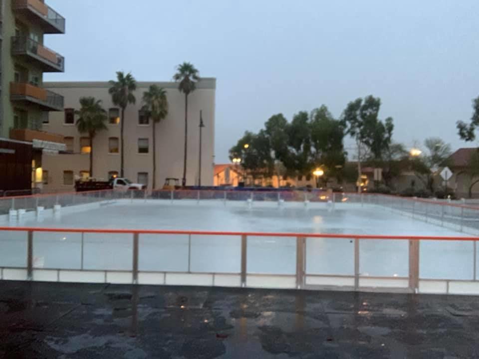 Tucson ice rink