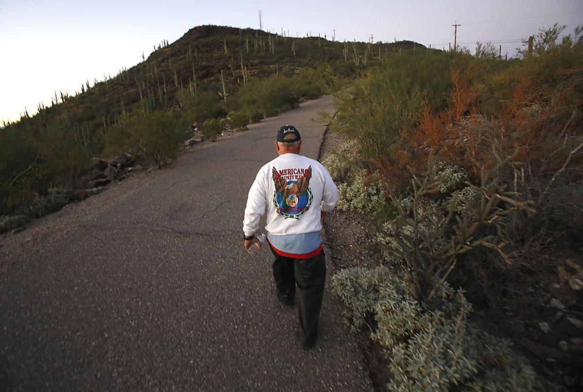 30. Hike Tumamoc