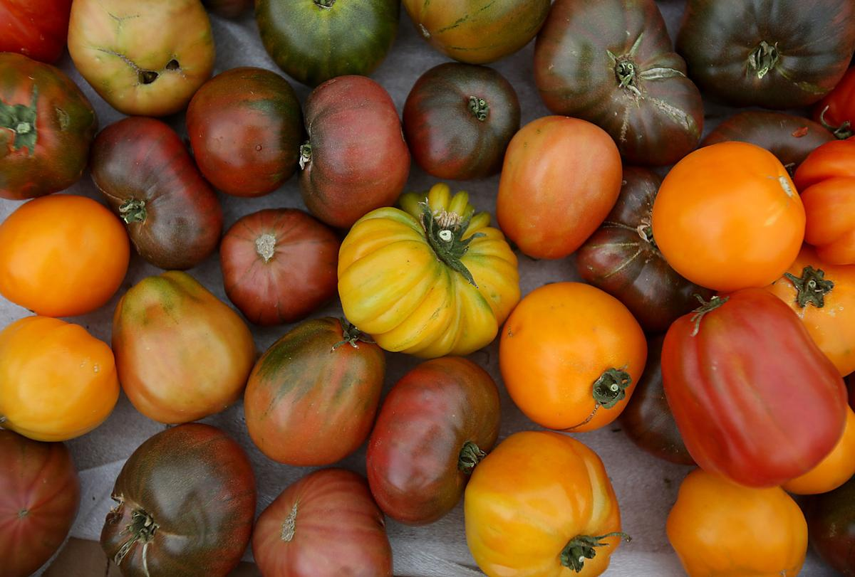Heirloom Farmers Markets for SNAP article