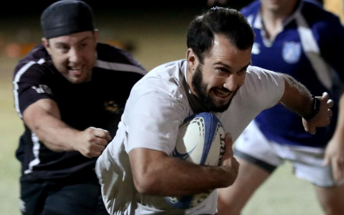 Rugby invitational advance