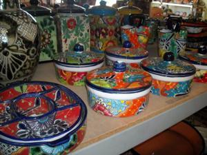 Quality Pottery Etc