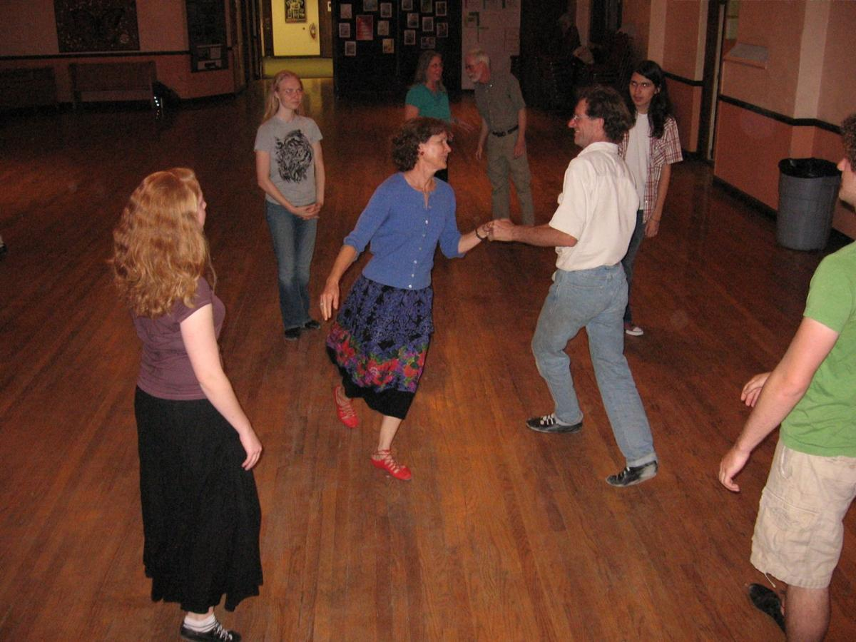Scottish Country Dancing Classes — Rhythm Industry Performance Factory