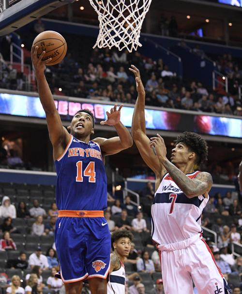 43dfd9655 Allonzo Trier reportedly agrees to  7 million deal with New York Knicks