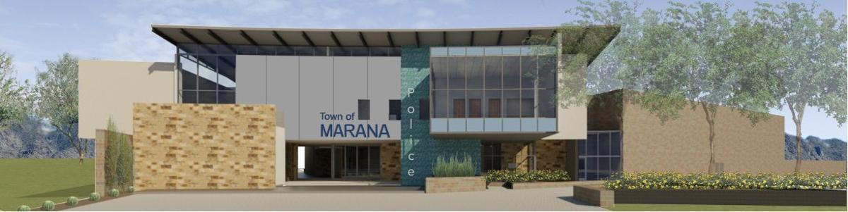 Marana police station