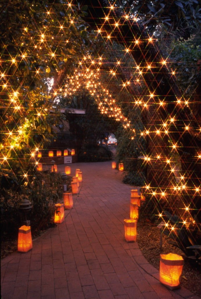 Holidays In Tucson: Lighting The Way With Luminarias | Holidays In Tucson |  Tucson.com