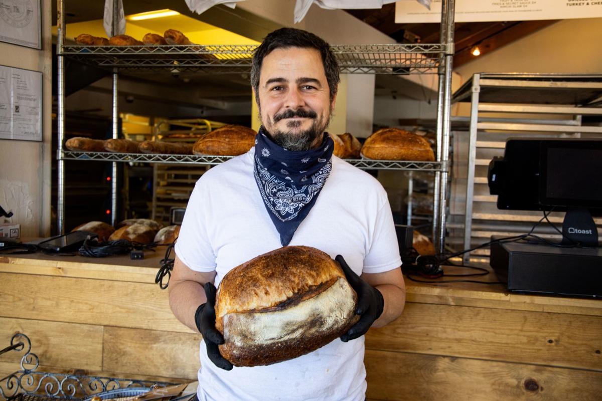 August Rhodes Bakery