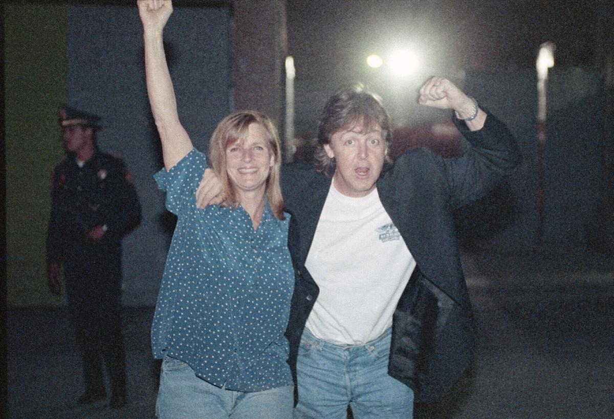 Britain Paul McCartney (LE)