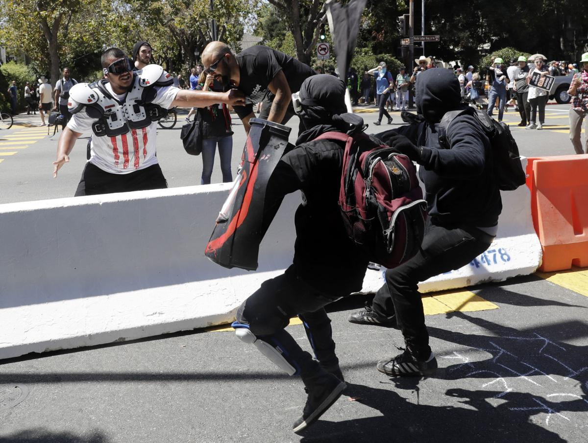 Free Speech Rallies