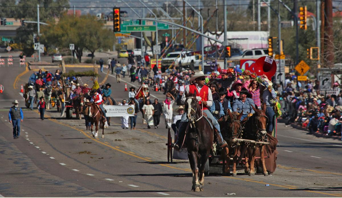 2015 Tucson Rodeo Parade