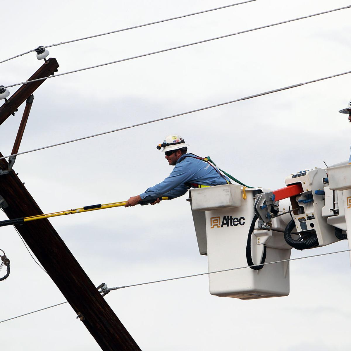 Tucson Electric Power mulling ways to rebate income-tax