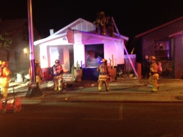 Fires at a restaurant, a clothing store and a home keep Tucson crews busy