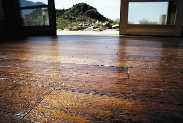 Wood Floors Are Back Tucson Homes