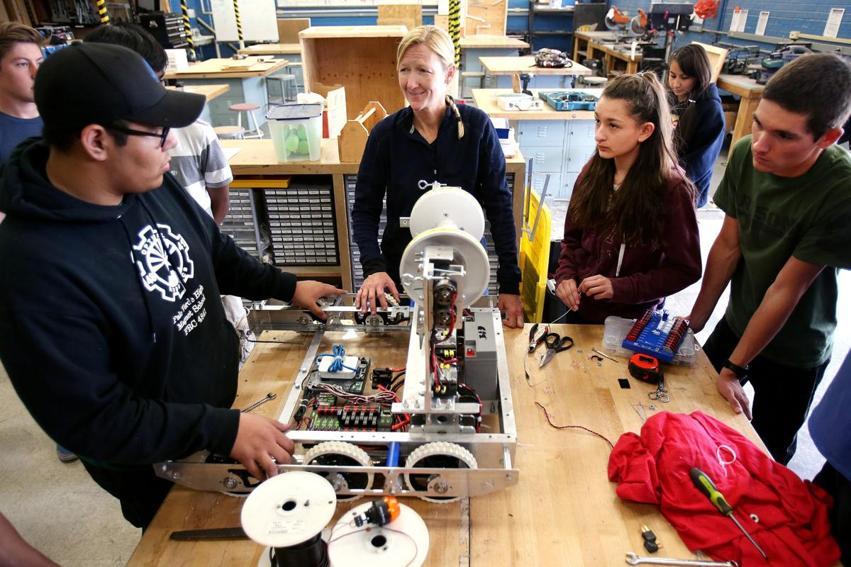 Palo Verde High School Robotics Team