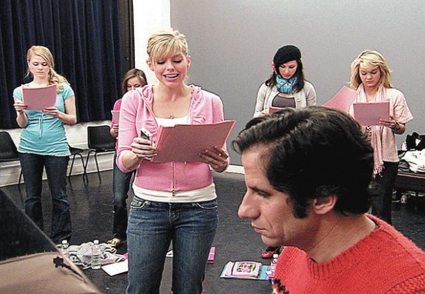 Broadway using reality television to find a new 'Legally