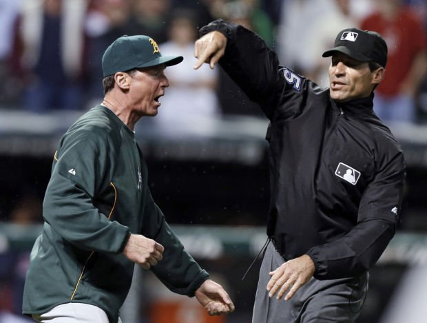 MLB NOTebook: MLB official: Umps blew call, but it will stand